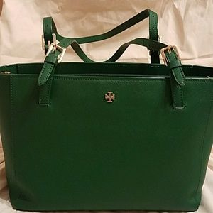 Tory Burch  Small York Buckle Tote